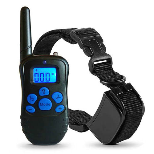 Dog Training Collar with Wireless Remote Rechargeable 300M