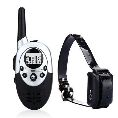 Remote Dog Training Collar for Dogs with Rechargeable and Waterproof E-Collar Trainer