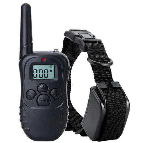 Dog Training Collar Remote Control E-Collar LCD Electric Collars